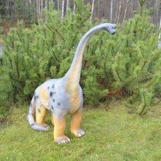 Dinosauruspatsas, jolla pitkä kaula