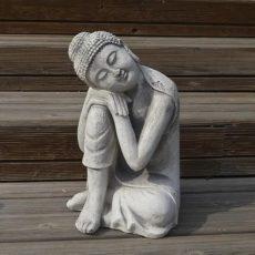 Buddhapatsas Amitabha, betonipatsas, sisustus