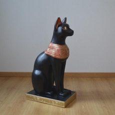 Bastet kissapatsas, tyylikäs