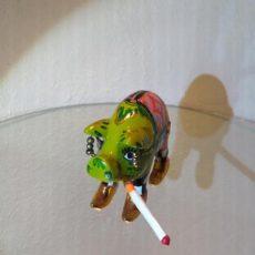 Toms Drag possupatsas, kuvattu ylhäältä