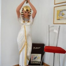 Kleopatrapatsas, sisustukseen
