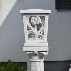 Betonilyhty, sisustus betonipatsas