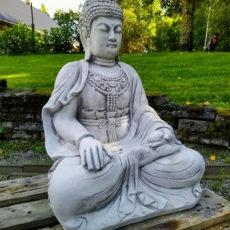 Buddha patsas, isokokoinen