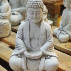 Buddhapatsas, istuva, betonipatsas
