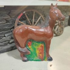 Hevospatsas, ruskea