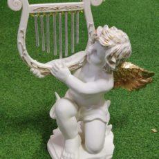 Enkelipatsas, harpulla