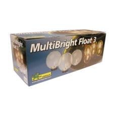 Allasvalaisin Multibright float 3 LED